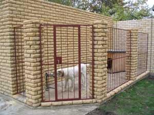 Вольер для собак